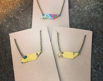 Floral Tennessee necklace necklaces