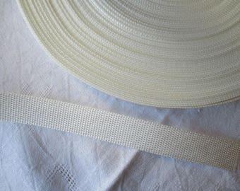 white long webbing 2.5 cm