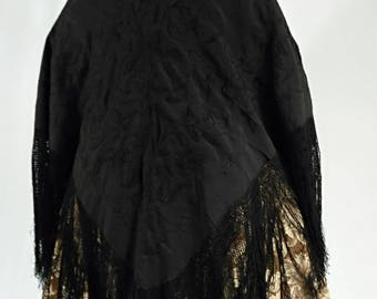 Old Manila shawl