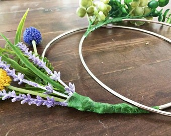 Plant Ring - Wildflower Bouquet