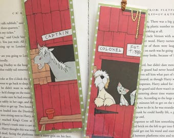 101 Dalmations Disney Bookmarks