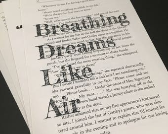 The Great Gatsby - Breathing Dreams Like Air
