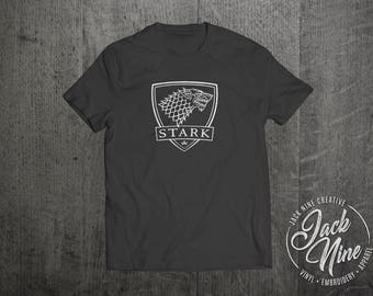 Game of Thrones (Inspired) - House Stark T-Shirt