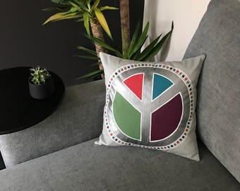 Retro Boho #1 cushion cover