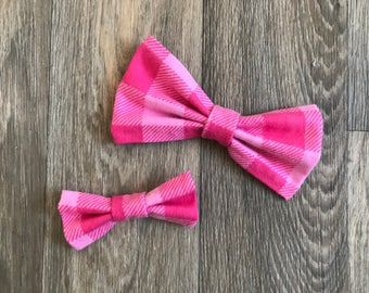 Be Mine Pet Bow tie