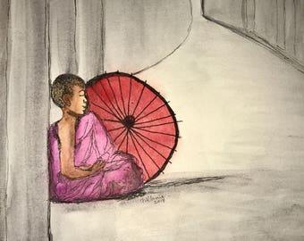 Serenity by Umbrella