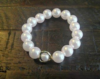Mala Bracelet | Bead Bracelet | Jewelry | Stacking Bracelet | Friendship Bracelets | Gifts | Special Occasion | Pearl Bracelet