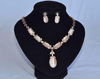 Abigail's Elegant Jewelry Set