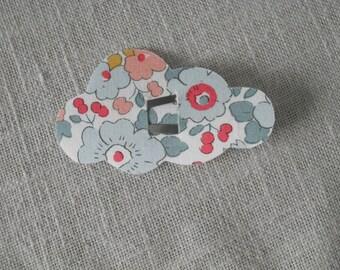 Barrette cloud betsy porcelain liberty