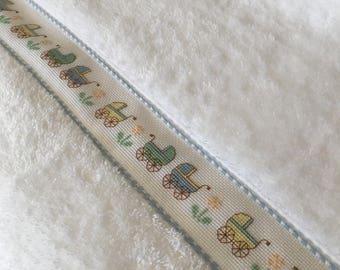 Baby Girl Towel