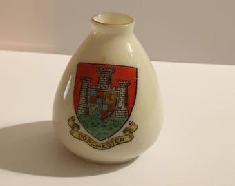 Dorcheste, Model of Vase, Crafton China, miniature.