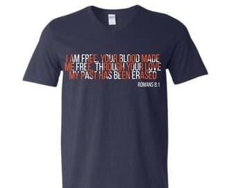 Your Love T-shirt Romans 8:1