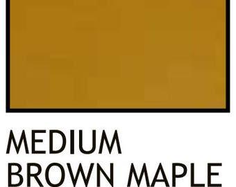 Tone Finish Toner Medium Brown Maple