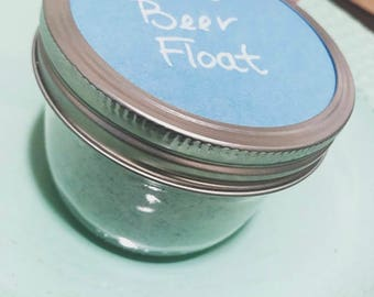 Root Beer Float Bath Salts