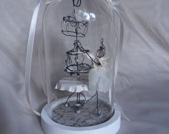 greed: creating wire globe
