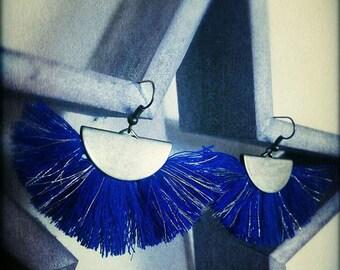 {Stardust} earrings