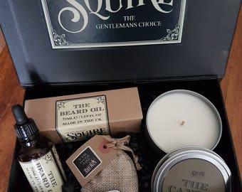 Beard Care Gift Set