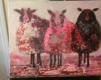 My 3 Sheeps