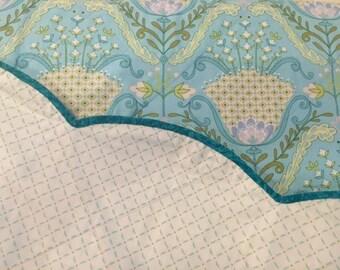Victorian Scallop Quilt