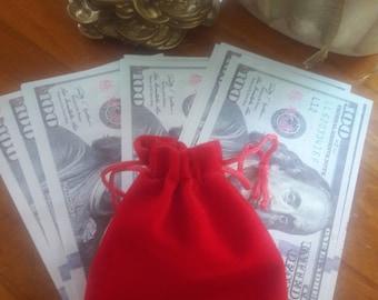 Mojo Money/Abundance Attraction Bag