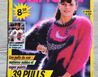 Sandra 53 - December 1988 knitting magazine