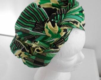 African fabric wax, scarf, PAREO wax (Ankara) scarf