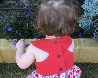 Baby Girls Tea Party Dress