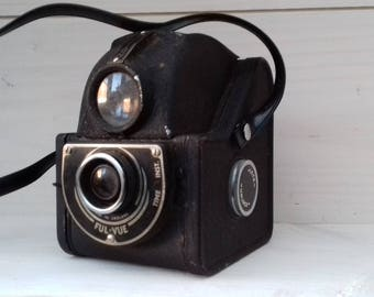 Ensign Ful-Vue Model II Classic Camera with strap.