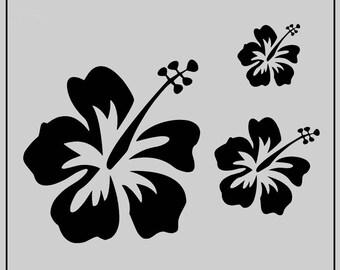 fleur d'hibiscus | etsy