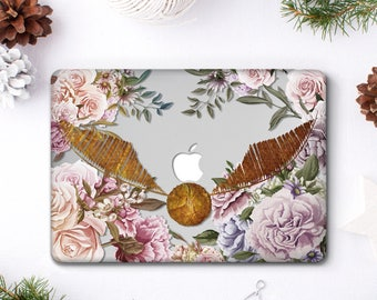 Harry Potter Quotes Print Macbook Pro 13 Case Flowers Macbook Air 13 Macbook 2017 Macbook Pro 15 Retina Macbook Pro 13 2016 Macbook Air 12