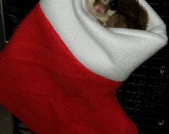 Sleeping Pouch - Christmas Stocking