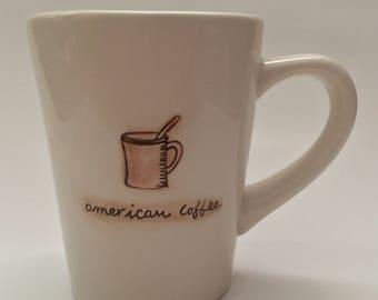 American Coffee Mug by Williams-Sonoma