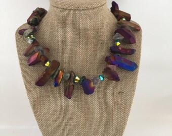 Iris Stone and agate,