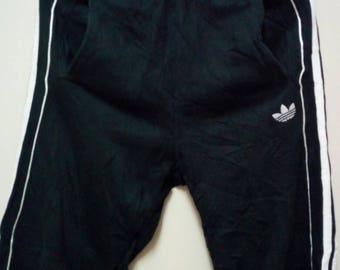 Sweat Pants Adidas Flower  Tracksuit Pants Hiking Pants Good Condition
