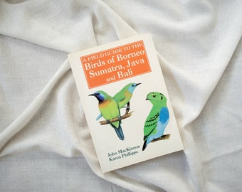 a field guide to the birds of borneo, sumatra, java, and bali | 1993
