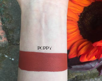 Poppy Liquid Lipstick