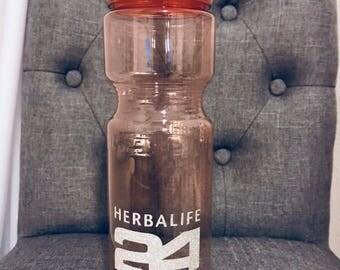 Herbalife 24 Vinyl Water Bottle
