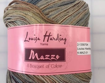 Louisa Harding Yarn - Mazzo - color #01
