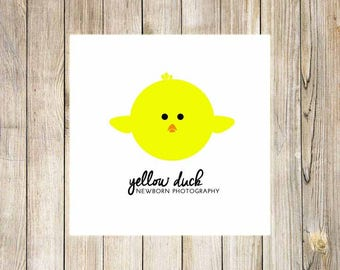 Digital Logo design - Premade logo design - Business logo design - Photography Logo & Watermark - Cute Logo Design