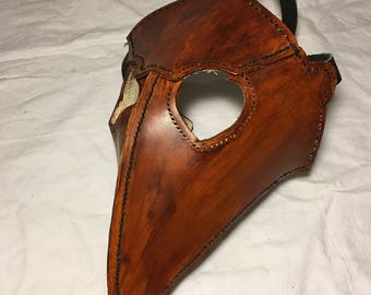Plague Doctor Mask (small)