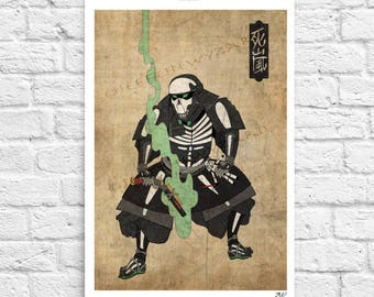Star Wars Art Print Large Poster Death Trooper 12x18 inches