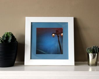 Lamped - Lomography Photo Art Print Poster