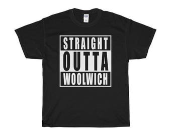 Straight Outta Woolwich T-Shirts/Sweaters/Hoodies