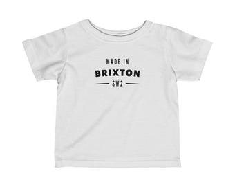 Made In Brixton Infant T-Shirt