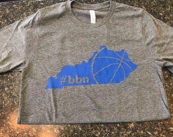 Kentucky #bbn basketball tee