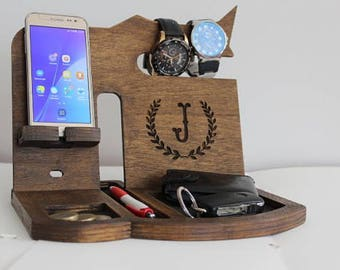 boyfriend valentines day gift for him docking station personalized valentines day gift for husband custom valentines