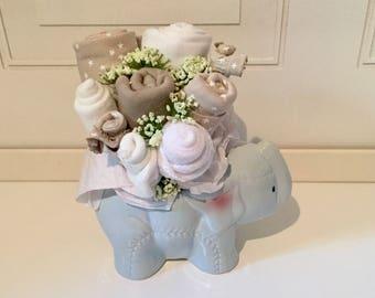 Gender Neutral Baby Bouquet