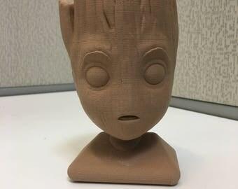 Groot Planter, Baby Groot, Groot Toy, Groot Doll, Guardians Groot, I am Groot