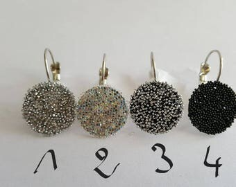 Swarovski earring
