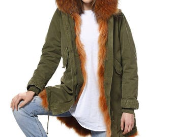 Long Parka Int. Murmasky